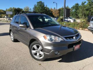 Used 2007 Acura RDX TURBO AWD LEATHER SUNROOF for sale in Cambridge, ON