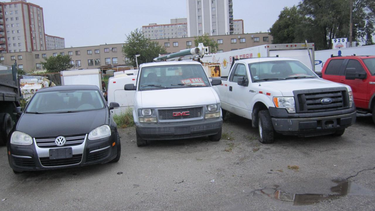 Used 2003 GMC Safari cargo low k for Sale in North York, Ontario
