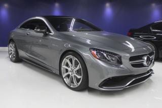 Used 2015 Mercedes-Benz S-Class S 63 AMG for sale in Oakville, ON