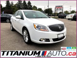 Used 2014 Buick Verano PREMIUM-Camera-Blind Spot-Lane & Collision Warning for sale in London, ON