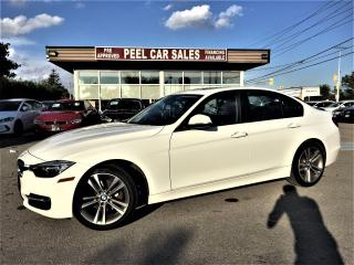 Used 2014 BMW 3 Series ISUNROOF|NO ACCIDENT| for sale in Mississauga, ON