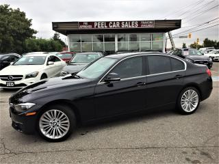 Used 2015 BMW 3 Series 2015 BMW 320i|SUNROOF|NAVI|ACCIDENT FREE| for sale in Mississauga, ON