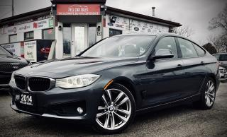 Used 2014 BMW 3-Series Gran Turismo 328iXDRIVE|GT|Certified NAV|PANOROOF|SPOILER|CERTIFIED&MORE! for sale in Guelph, ON