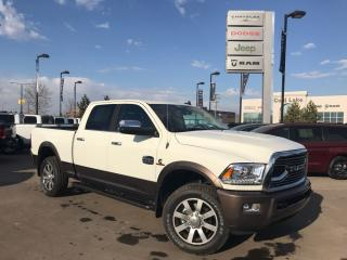 New 2018 RAM 3500 Longhorn for sale in Cold Lake, AB