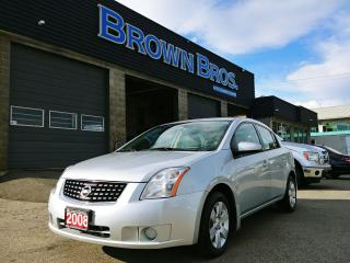 Used 2008 Nissan Sentra 2.0 S, LOCAL, for sale in Surrey, BC