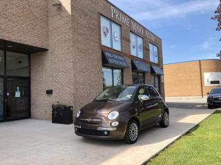 Used 2012 Fiat 500 Lounge for sale in Concord, ON