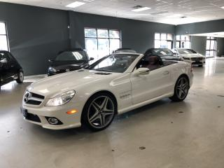 Used 2009 Mercedes-Benz SL-Class SL 550*AMG*NAVIGATION*HERMAN KARDON*VERY CLEAN* for sale in North York, ON