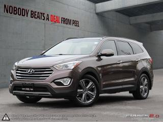 Used 2015 Hyundai Santa Fe XL Limited w/Saddle Interior for sale in Mississauga, ON