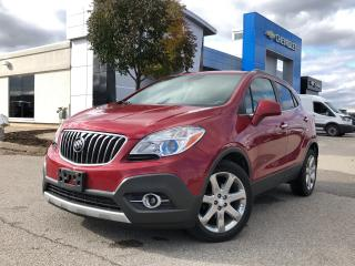 Used 2013 Buick Encore Leather for sale in Barrie, ON