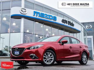 Used 2015 Mazda MAZDA3 GS,1.9 % FINANCE AVAILABLE, NAVIGATION READY for sale in Mississauga, ON