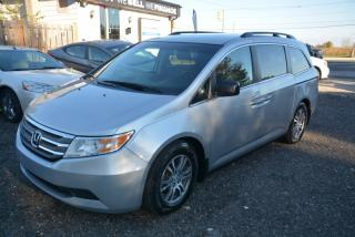 Used 2011 Honda Odyssey EX. 8 passenger, power doors, bluetooth for sale in Halton Hills, ON