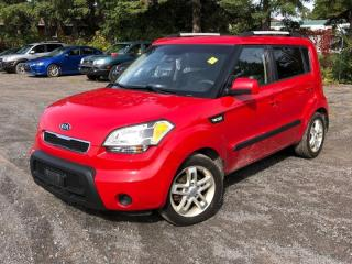 Used 2011 Kia Soul Soul 2U +, 1 owner, dealer serviced, no accidents for sale in Halton Hills, ON