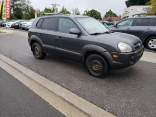 Used 2006 Hyundai Tucson 4dr 4WD 2.7L Auto for sale in Toronto, ON