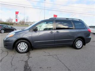 Used 2008 Toyota Sienna CE 7 Passenger Automatic Certified 2Yr Warranty for sale in Milton, ON