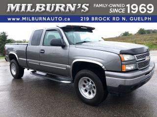 Used 2007 Chevrolet Silverado 1500 Classic LT 4x4 for sale in Guelph, ON