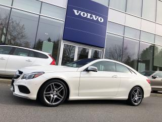 Used 2015 Mercedes-Benz E-Class E400 4MATIC, Coupe AMG for sale in Surrey, BC