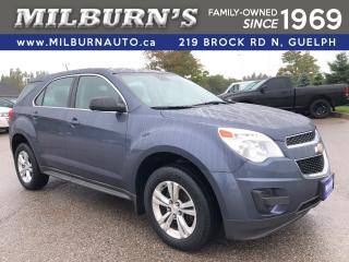 Used 2014 Chevrolet Equinox LS AWD for sale in Guelph, ON