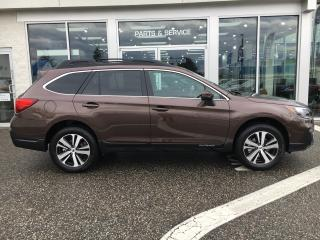 New 2019 Subaru Outback Limited & Eyesight for sale in Vernon, BC