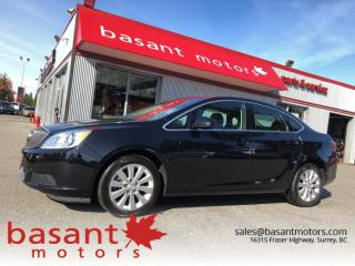 Used 2016 Buick Verano Fuel Efficient, Power Windows/Locks, A/C! for sale in Surrey, BC
