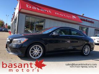 Used 2017 Mercedes-Benz CLA 250 Panoramic Roof, Backup Camera, Blindspot!! for sale in Surrey, BC