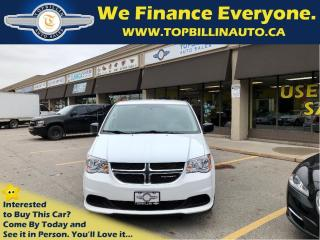 Used 2016 Dodge Grand Caravan SE/SXT - CLEAN CARPROOF - ACIIDENT FREE for sale in Vaughan, ON