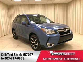 Used 2015 Subaru Forester 2.0XT Touring for sale in Calgary, AB