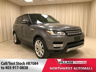 Used 2015 Land Rover Range Rover SPORT SUPERCHARGED for sale in Calgary, AB