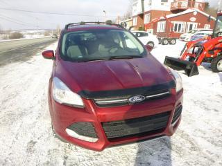 Used 2016 Ford Escape 4 portes SE, Traction intégrale for sale in St-Joseph-de-Beauce, QC