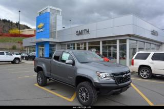New 2019 Chevrolet Colorado ZR2 for sale in Kamloops, BC