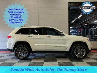 Used 2014 Jeep Grand Cherokee AWD Limited, Sunroof, Back Up Camera, Heated Seats, Remote Start, Leather for sale in Edmonton, AB