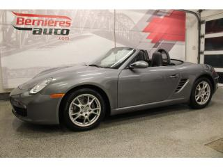 Used 2006 Porsche Boxster CONVERTIBLE for sale in Lévis, QC