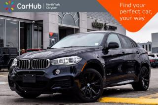 New 2015 BMW X6 xDrive50i|Cld.Weather,M-Sport,Driver Assistant+ Pkgs|Bi-Xenons for sale in Thornhill, ON