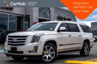 Used 2015 Cadillac Escalade ESV Premium Luxury|4x4|7Seater|Navi|Sunroof|DVD|Backup Cam|BOSE|R-Start|22