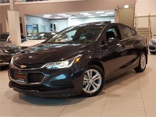 Used 2016 Chevrolet Cruze LT-SUNROOF-CAMERA-HEATED SEATS-NO ACCIDENTS for sale in Toronto, ON