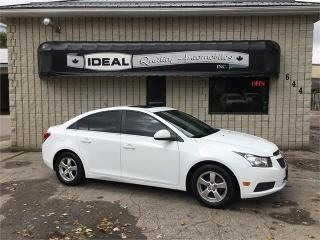 Used 2012 Chevrolet Cruze LT Turbo+ w/1SB for sale in Mount Brydges, ON
