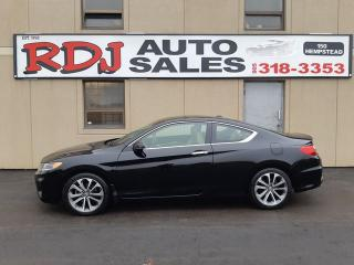 Used 2013 Honda Accord EX-L w/Navi ONLY 19000KM for sale in Hamilton, ON