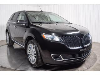 Used 2013 Lincoln MKX Ltd Awd Cuir Toit for sale in St-Hubert, QC