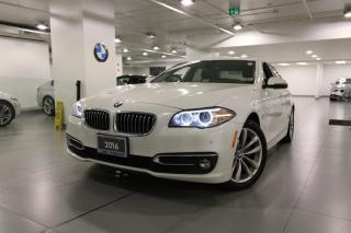 Used 2016 BMW 528 i xDrive for sale in Newmarket, ON