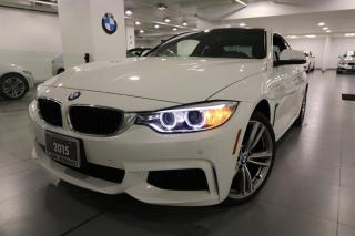 Used 2015 BMW 435i xDrive Coupe for sale in Newmarket, ON