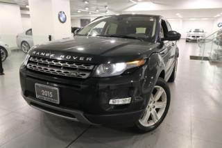 Used 2015 Land Rover Evoque Pure Plus for sale in Newmarket, ON