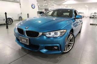 Used 2018 BMW 4 Series 430i xDrive Gran Coupe for sale in Newmarket, ON
