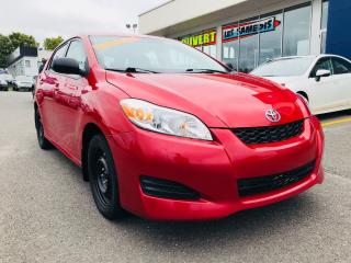 Used 2014 Toyota Matrix BASE for sale in Lévis, QC