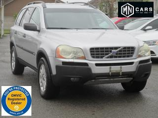 Used 2005 Volvo XC90 2.5T AWD 7 SEATS for sale in Ottawa, ON