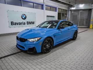 New 2019 BMW M4 Coupe for sale in Edmonton, AB