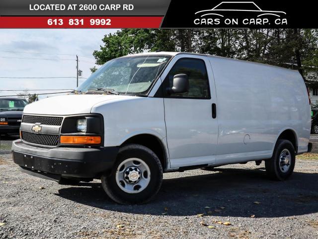 2013 Chevrolet Express 2500 2500 Cargo