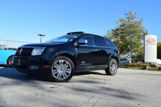Used 2008 Lincoln MKX NAVI/ROOF/LEATHER/BC/AWD for sale in Quesnel, BC