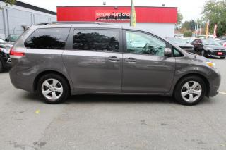 Used 2012 Toyota Sienna 5dr 7-Pass Van V6 LE AAS FWD for sale in Surrey, BC