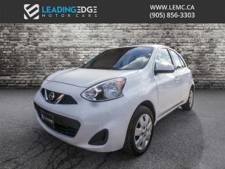 Used 2016 Nissan Micra SV for sale in Woodbridge, ON