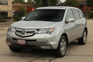 Used 2008 Acura MDX MDX for sale in Waterloo, ON
