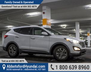 Used 2013 Hyundai Santa Fe Sport 2.4 Premium ACCIDENT FREE & BC OWNED for sale in Abbotsford, BC
